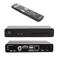 QVIART Lunix H265 HEVC Satellite Full HD Receiver Linux OS E2