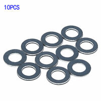 10pcs Engine Oil Drain Plug Seal Washer Gasket Ring For Toyota 4Runner 1990-2016