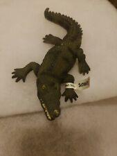 Schleich 2007 Aligator D-73508 Figure Animal Reptile Gator Toy