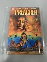 Preacher - Book 6 - War in the Sun - TPB - DC Comics Vertigo - 1st Printing