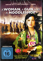 A Woman, a Gun and a Noodleshop !! NEU&OVP !! DVD - sehenswert!