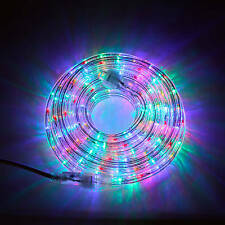 15 FOOT - Round Pipe Rope light LED Rice Light for Diwali- Multi Color