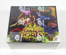 World of Warcraft TCG WoW Through The Dark Portal Booster Box Sealed 24 Packs
