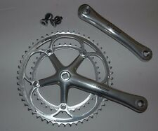 Campagnolo Record 10 Speed  Crankset, 53/39, 172.5mm Crankarms, Excellent!