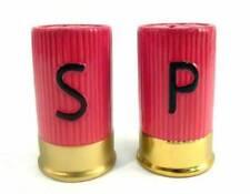 Shotgun Salt and Pepper Shaker