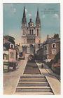 *** Angers - La Cathédrale et le nouvel Escalier *** SD - CPA 1389
