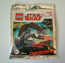 Lego Star Wars Droideka Ltd Edition Polybag - Brand New - Unopened