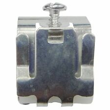 Kinetic SINK CLIPS 6 Pieces Stainless Steel Screw Tighten & Secures Benchtop