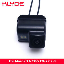 Car Backup Rear Camera Reverse Parking Assistance For Mazda 3 6 CX-5 CX-7 CX-9