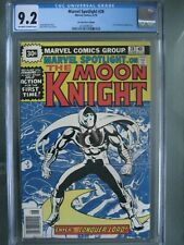 Marvel Spotlight #28 30 Cent Price Variant CGC 9.2 1st solo Moon Knight story