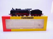 LOT 61517 | Fleischmann H0 4160 Dampflok mit Tender BR 38 der DR in OVP