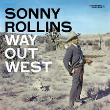 Sonny Rollins - Way Out West LP REISSUE NEW OJC w/ Ray Brown, Shelly Manne