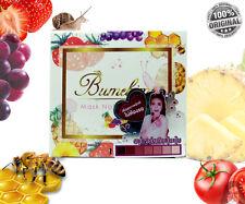 50xMask Natural Soap Reduce Stretch+Dark Spot Skin with Gluta+Fruit+Tomato+Snail