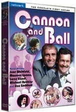 CANNON AND BALL The Complete First Series 1 one. New sealed DVD.