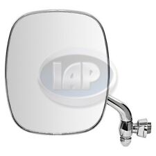 VW Bay Window Bus Side Mirror Left Outside 211857513F Air Cooled T2 1968 - 1979