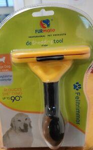 Furminator DeShedding Tool Large Dog / Long Hair - Brand New