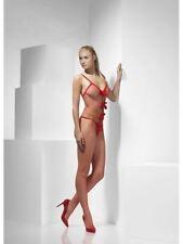 Body da donna rosso