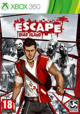 Escape Dead Island XBOX 360 IT IMPORT DEEP SILVER
