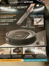 Shark ION S87 Robot Vacuum Cleaning System with Wi-Fi