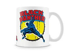 The Black Panther Kaffee Becher Coffee Mug Tasse Marvel Classic Comics