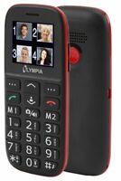 Olympia Bella  Mobiltelefon Seniorenhandy große Tasten Bluetooth Ladestation
