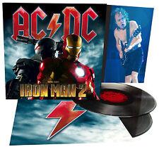 AC/DC IRON MAN 2 DOPPIO VINILE LP 180 GRAMMI LIMITATO !