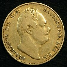 More details for sovereign 1836 gold william iv scarce (t112)