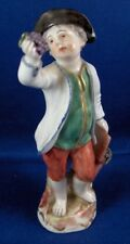 Antique 18thC Ludwigsburg Porcelain Young Man Figurine Porzellan Figur Figure