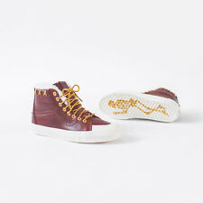 KITH X MASTERMIND WORLD X VANS SK8-HI REISSUE ZIP LX BROWN Size 10.5