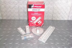 Mercury Marine Anode Kit L4 Verado 4 Strokes and All OptiMax Outboards 8M0107551