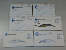Lot of Inlet Liners for Varian GC Systems (PN: 092018)