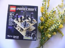 LEGO Minecraft Ideas The End 21107 ~ US Seller NEW