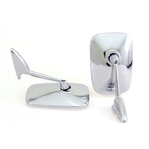 Peugeot 104 202 203 204 304 402 403 404 504 Classic Car Fender Door Mirrors Pair