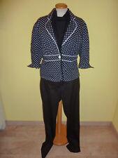 Hose slim leg pantalone H&M schwarz Größe 44 neu