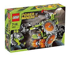 LEGO Power Miners Tunnelfräser (8963)