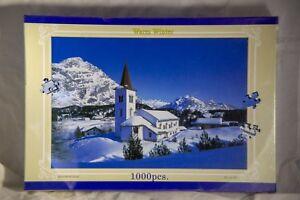 Warm Winter 1000 Piece Jigsaw Puzzle
