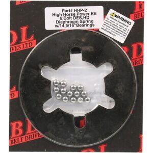 "Belt Drives LTD HHP-2  5/16"" Ball Bearing Clutch Diaphragm Spring Kit for Harley"