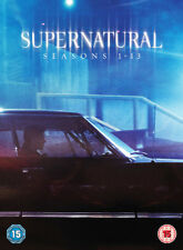 Supernatural Season 1-13 DVD 2018
