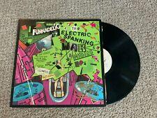 Funkadelic The Electric Spanking promo Record lp original vinyl album