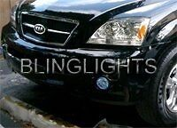 Xenon Fog Lamps DrivingLights for 2003 2004 2005 2006 2007 2008 2009 Kia Sorento