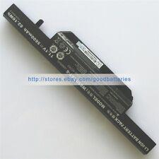Genuine 6-87-W650S-4E72 new battery for Clevo W650SH W650SF W650EH W650RC W670SF