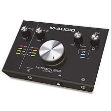 M-Audio MTRACK2X2 USB Audio Interface