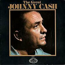 ID2175z - Johnny Cash - The Great Johnny Cas - CHM 696 - vinyl LP