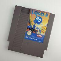 Adventures of Lolo 2 ~ Nintendo/NES(PAL)~ Cartridge Only ~ Free UK Postage