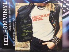 Precious Metal Rock Compilation LP Album Vinyl Record MCF3069 A2/B2 Rock 80's
