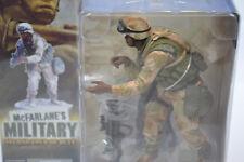 McFarlane's Military Army Desert Infantry Grenadier Figure 2005 New in Box NIB
