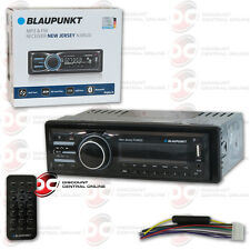 BLAUPUNKT NEW JERSEY NJ8820 CAR AUDIO 1-DIN USB MP3 DIGITAL MEDIA STEREO