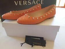 Authentic Versace Vanitas Shoes  Ballerina  Nappa  size 36,5