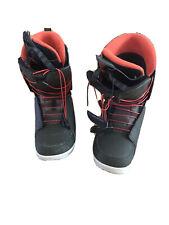 Salomon Faction men's  snowboard boots Size 8.5
