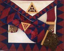 Royal Arch Chapter Principal's Apron & Sash set